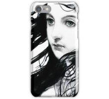 Victorian Portrait iPhone Case/Skin
