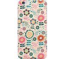 Light Flowers iPhone Case/Skin