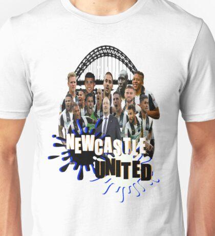 newcastle united Unisex T-Shirt