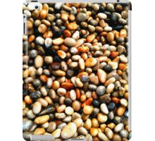 Chesil Beach Pebbles iPad Case/Skin