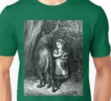 LITTLE RED RIDING HOOD....circa 1857! Unisex T-Shirt