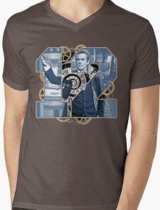Number 12 Mens V-Neck T-Shirt