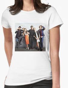 Red Band Society Womens Fitted T-Shirt