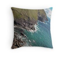 RickShaw -  RockShore Throw Pillow