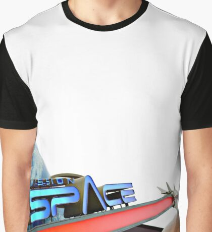 Mission: SPACE Graphic T-Shirt