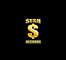 SESH RECORDS by CasualCreations