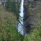Multnomah Falls by oscarcwilliams