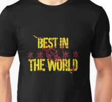 best in the world Unisex T-Shirt
