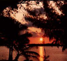 Key Largo Sunset by Jim Sugrue