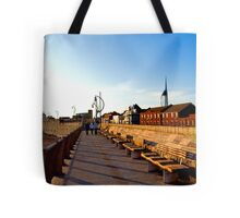 CITY OF PORTSMOUTH ENGLAND Tote Bag