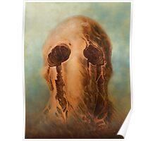 Tomek Biniek - Skull Poster