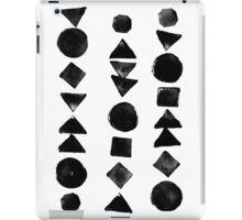 Geometry 3 iPad Case/Skin