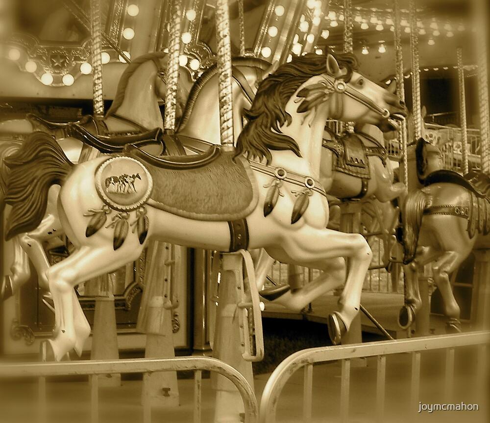 Classic Merry-go-Round by joymcmahon