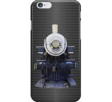 1899 steam locomotive iPhone Case/Skin