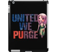 The Purge iPad Case/Skin