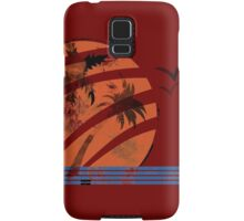 Scarred Sunset Samsung Galaxy Case/Skin