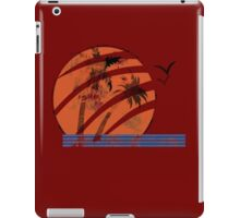 Scarred Sunset iPad Case/Skin