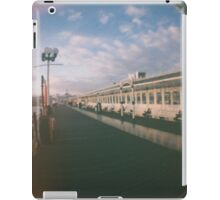 On the pier iPad Case/Skin