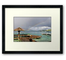 After the Storm Reward Framed Print