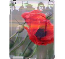 """Lest we forget ""- 158  squadron Lissett  iPad Case/Skin"