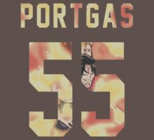Portgas jersey #55 T-Shirt