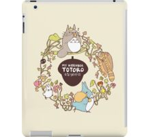 My Neighbour Totoro iPad Case/Skin