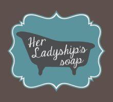 "Downton Abbey ""Her Ladyship's Soap"" Kids Clothes"