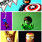 SuperFigs by HRLambert
