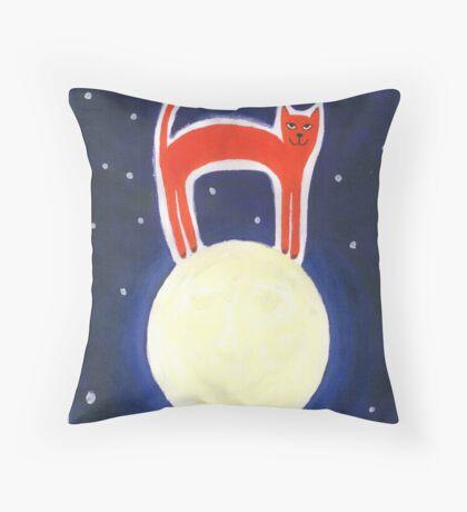 Zeke Star Chaser 3 - Success Throw Pillow