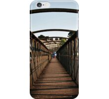 Footbridge iPhone Case/Skin