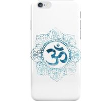 Ocean Ohm (Complex) iPhone Case/Skin