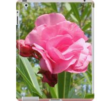 Pink flower from Hathead iPad Case/Skin