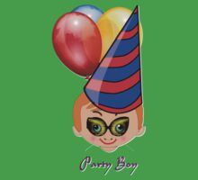 Party Boy 10 T-shirt design One Piece - Short Sleeve