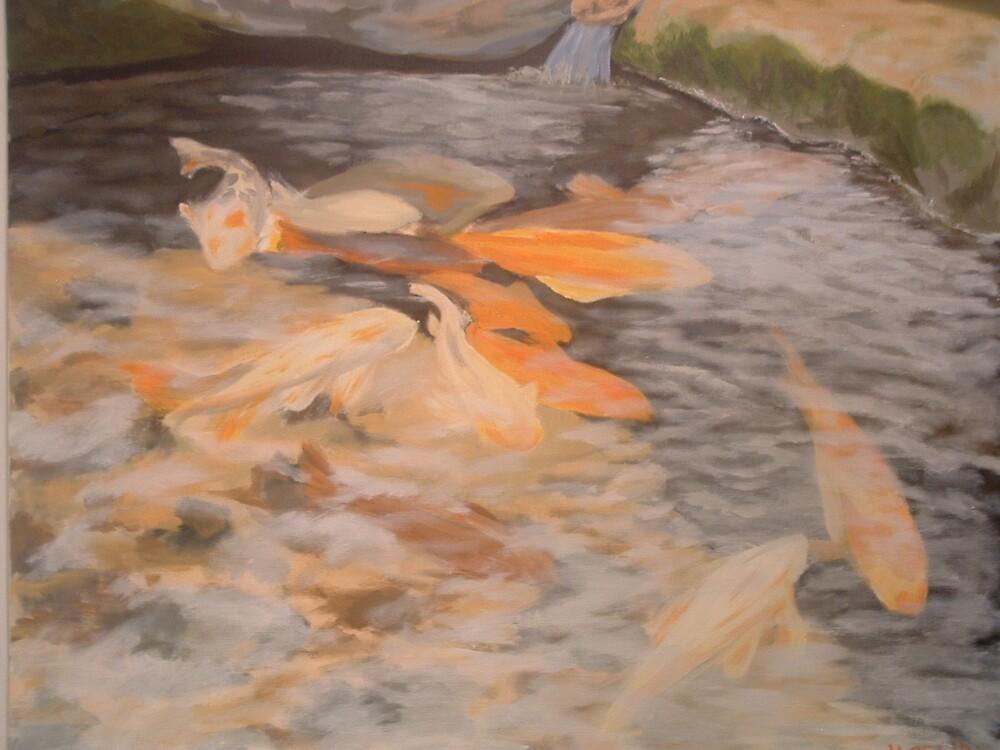 Coi Carp Pond by mselva