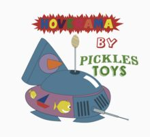 Hoverama by Pickles Toys One Piece - Short Sleeve