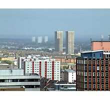 Tenements & Tower Blocks Photographic Print