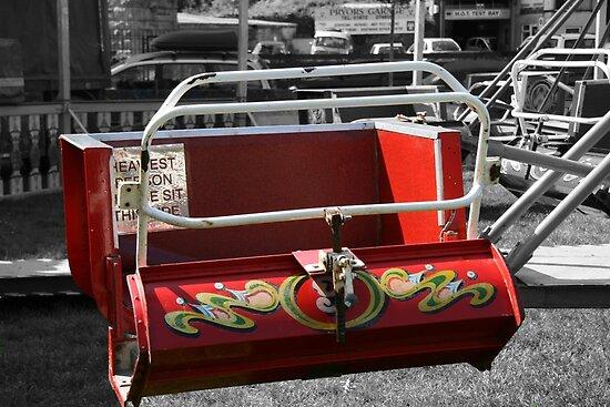 Fairground ride by Roxy J