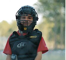 A Catchers Game by Debra L Cox