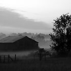 #35  Rural Barn In Tennessee by MyInnereyeMike