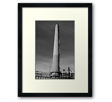 Paper Mill v.5 Framed Print
