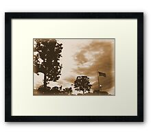 #57 Framed Print