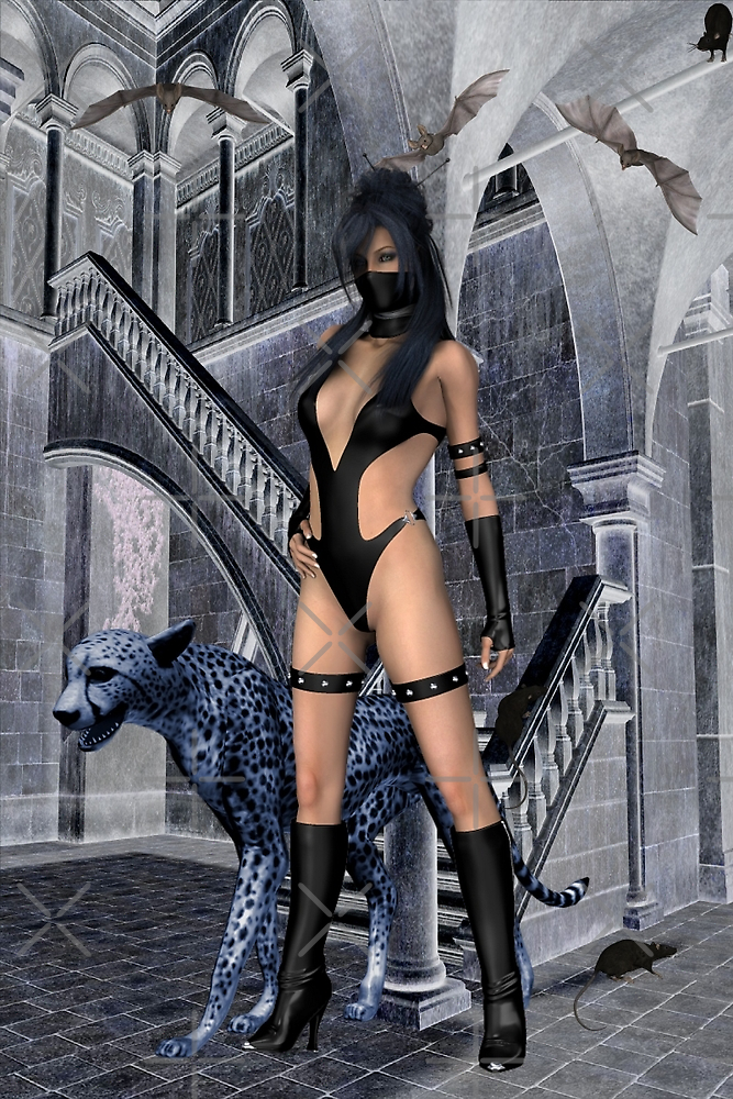 Night Prowler by LoneAngel