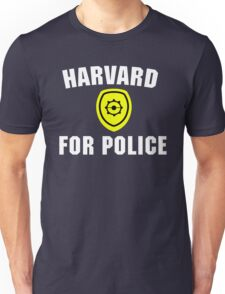 HARVARD FOR POLICE LEGO BATMAN BARBARA GORDON  Unisex T-Shirt