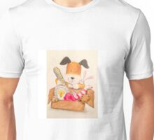Childrens Classic kipper the dog Unisex T-Shirt