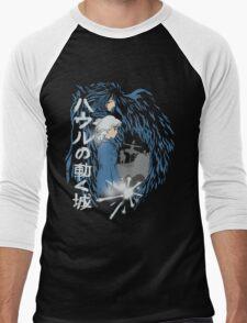 A hearts love Men's Baseball ¾ T-Shirt