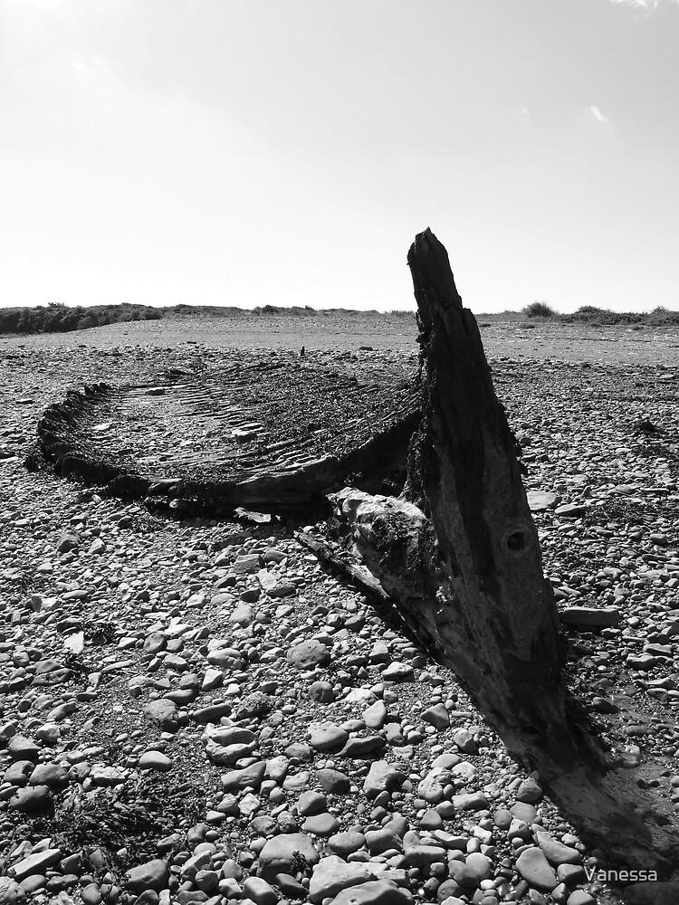 Shipwreck by Vanessa