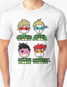 TMNT 5SOS Unisex T-Shirt