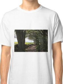 Forest walks  Classic T-Shirt