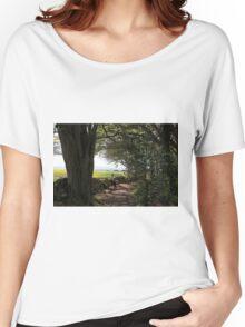 Forest walks  Women's Relaxed Fit T-Shirt