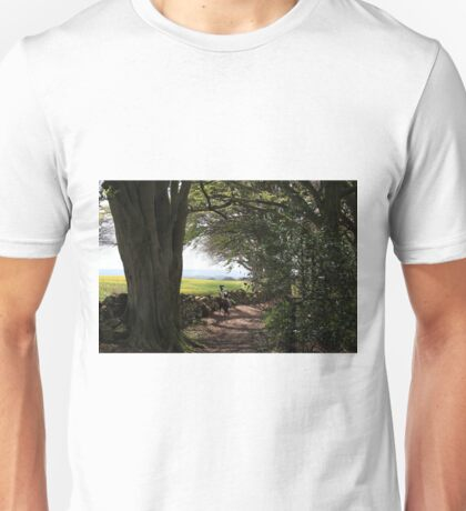 Forest walks  Unisex T-Shirt